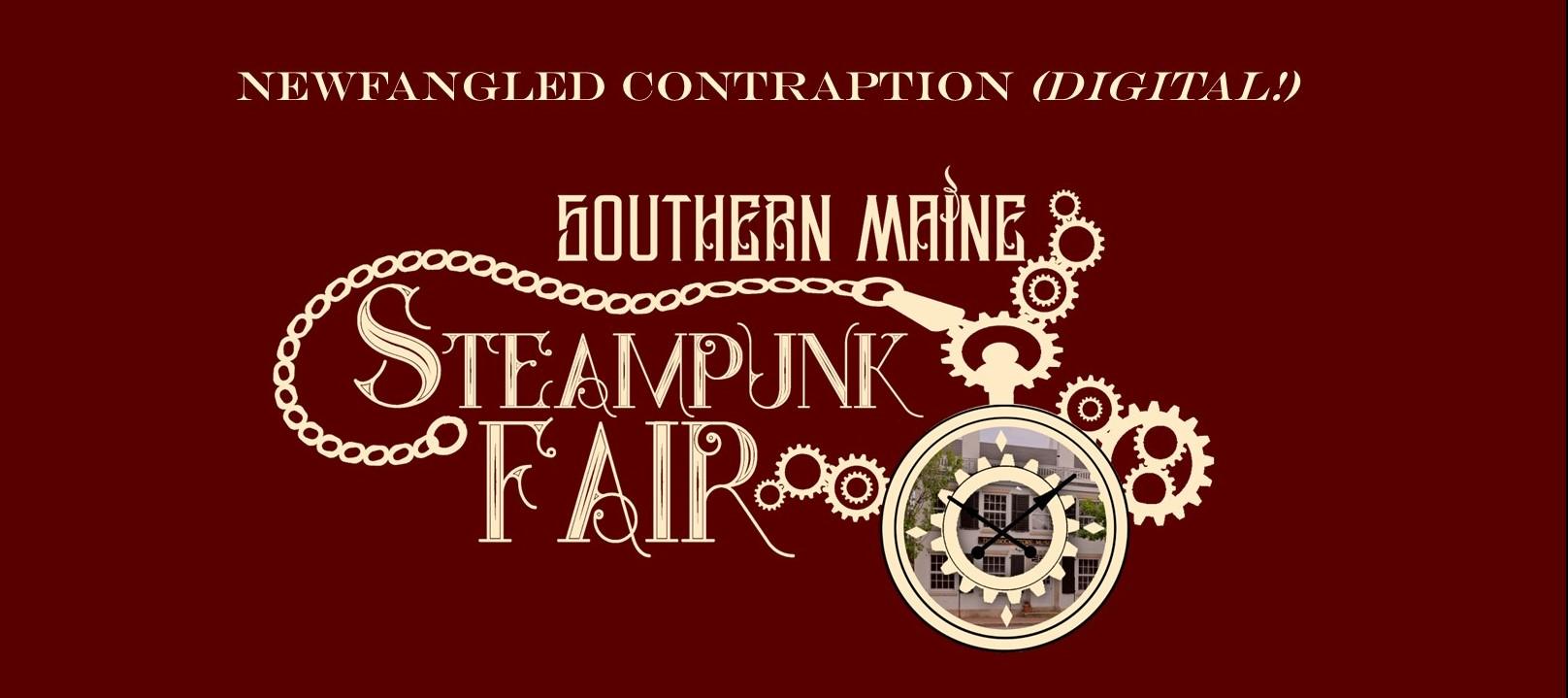 Steampunk Fair 2020 header