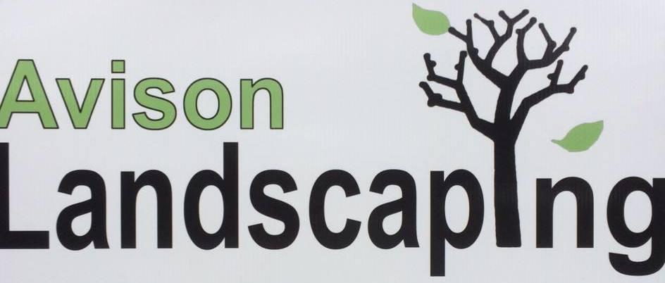 Avison Landscaping logo