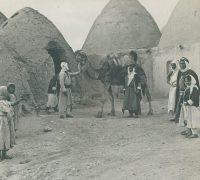 Family in Syria, 1933-1935
