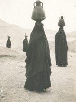 Women carrying water,  Algeria, 1913